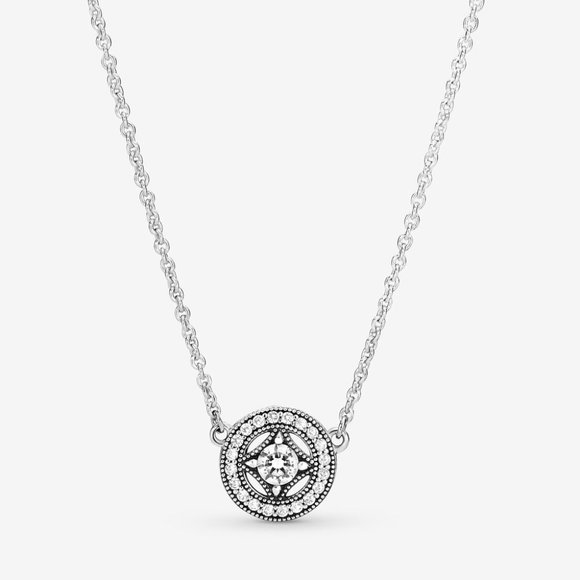 Pandora Jewelry - Vintage Circle Collier Necklace
